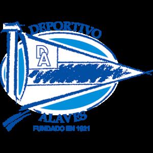 Deportivo Alavés Team 512x512 Logo