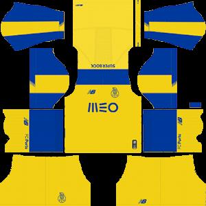 FC Porto DLS Away Kit