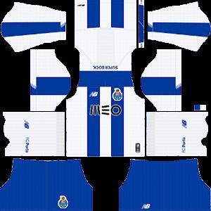 FC Porto DLS Home Kit