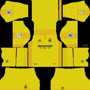 Girona FC DLS Away Kit