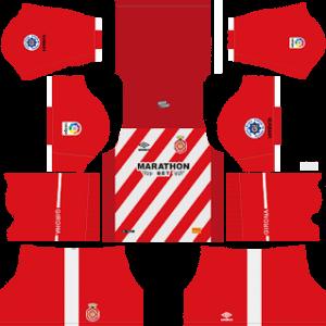 Girona FC DLS Home Kit