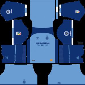 Girona FC DLS Third Kit
