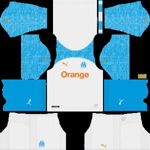 Olympique de Marseille DLS Home Kit