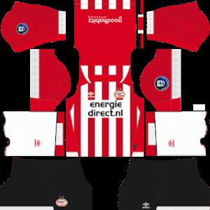 PSV Eindhoven DLS Home Kit