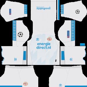 PSV Eindhoven DLS ULC Away Kit