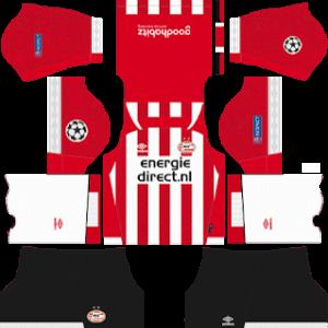 PSV Eindhoven DLS ULC Home Kit