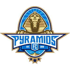 Pyramids FC (Egypt) Team 512x512 Logo