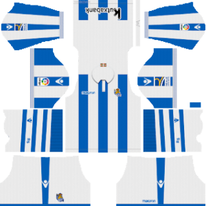 Real Sociedad Kits DLS Home Kit