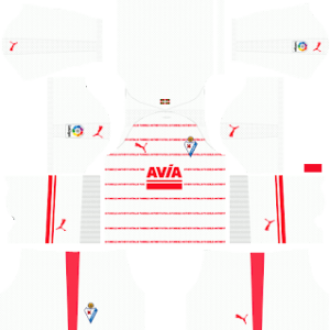 SD Eibar DLS Away Kit