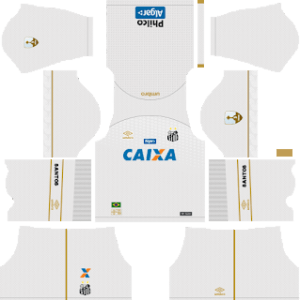 Santos FC DLS Home Kit