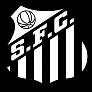 Santos FC Team 512x512 Logo