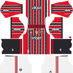 Sao Paulo FC DLS Away Kit
