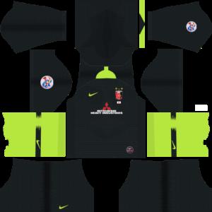 Urawa Red Diamonds DLS AFC Away Kit
