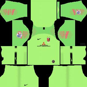 Urawa Red Diamonds DLS AFC Goal Keeper Home Kit