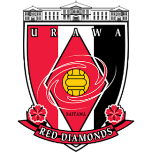 Urawa Red Diamonds Team 512x512 Logo