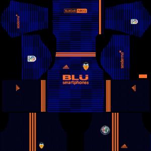 Valencia CF DLS Away Kit