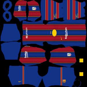 Barcelona 2021 DLS (Home) Kit