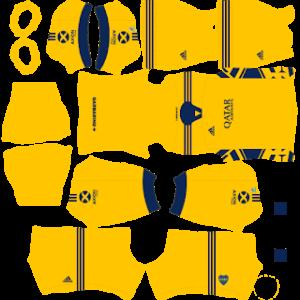 Boca Juniors 2021 DLS Third Kit