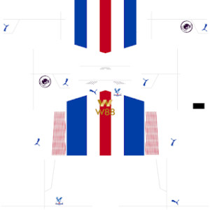 Crystal Palace 2021 DLS Away Kit