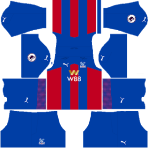 Crystal Palace 2021 DLS Home Kit
