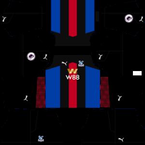 Crystal Palace 2021 DLS Third Kit