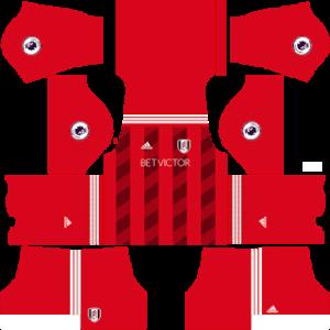 Fulham FC 2021 DLS Third Kit