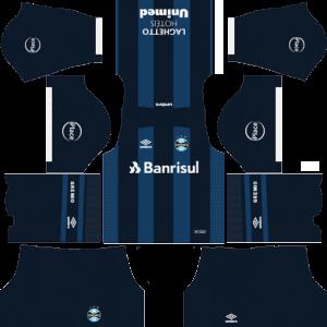 Gremio 2021 DLS Third Kit