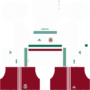 Mexico 2021 DLS Away Kit