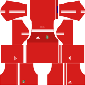 Mexico 2021 DLS Goalkeeper Away Kit