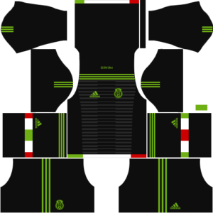 Mexico 2021 DLS Third Kit