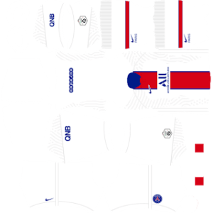 PSG 2021 DLS Away Kit
