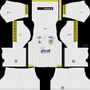 Perak 2021 DLS Third Kit