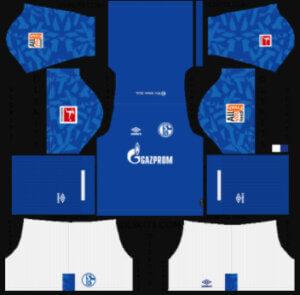 Schalke 04 2021 DLS Home Kit