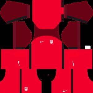 United State (USA) 2021 DLS Third Kit
