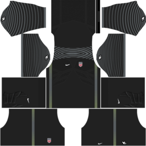 United States Goalkeeper 2021 DLS Home Kit